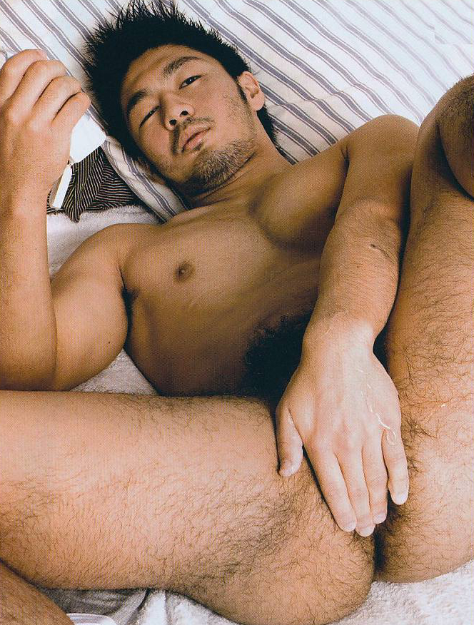 Handsome Naked Bear Queerclick