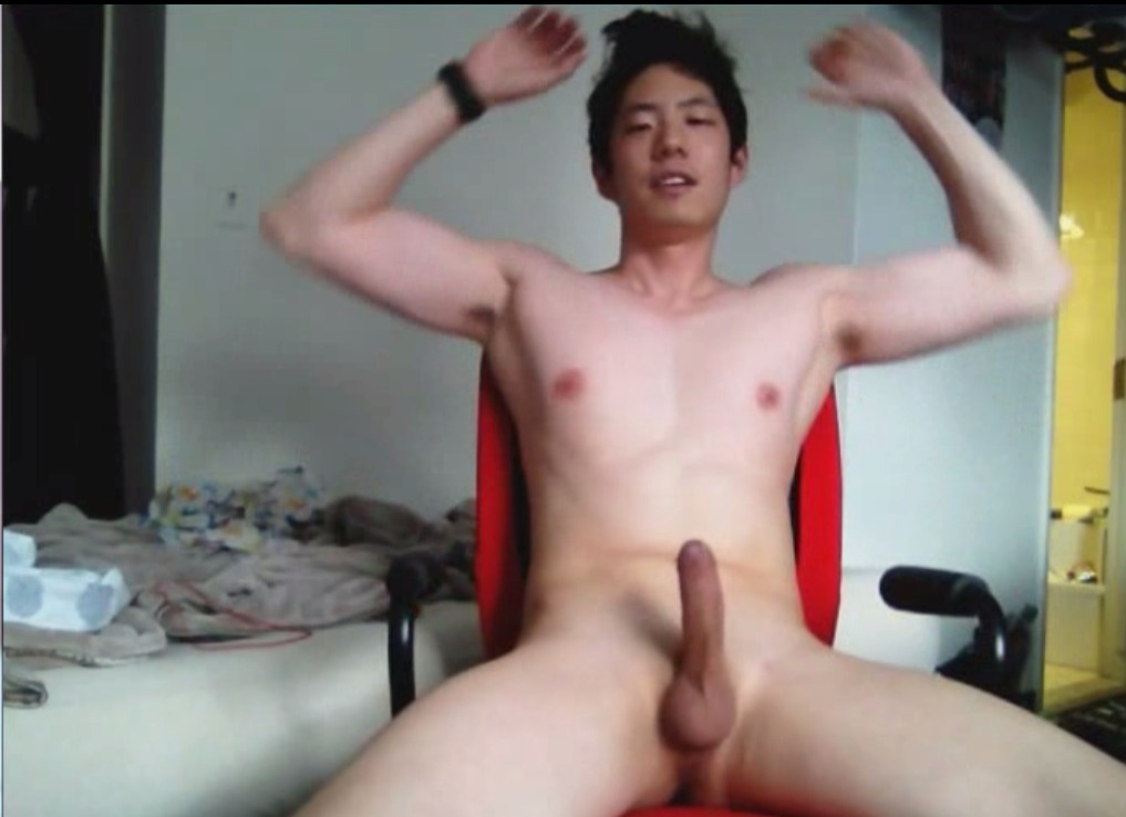 naked sex korean men