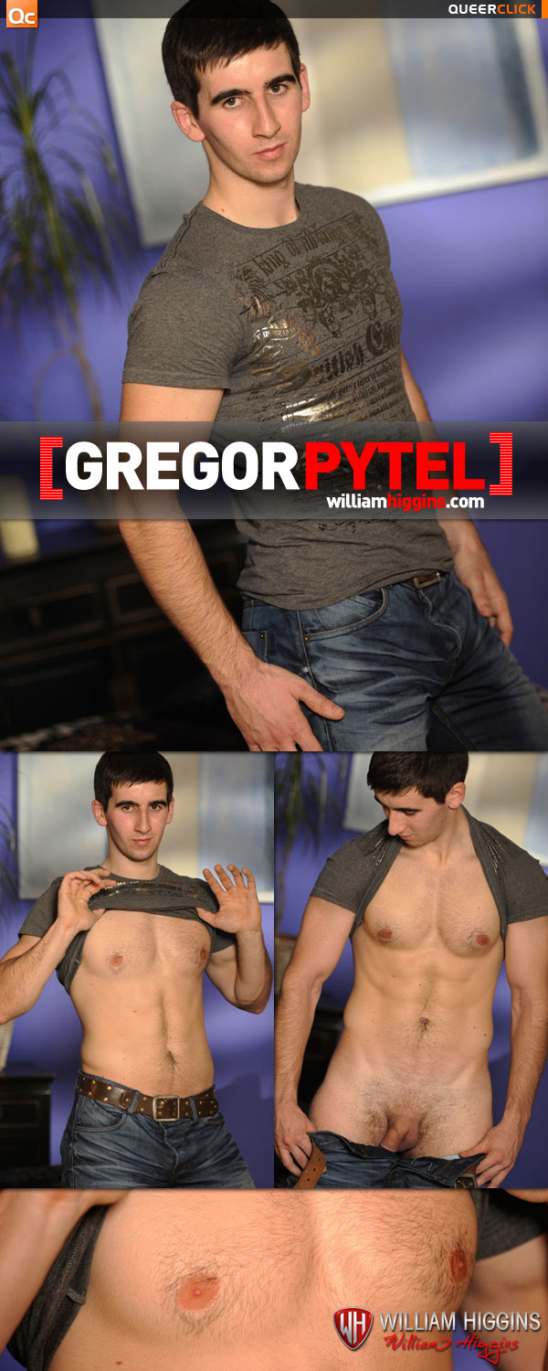 William Higgins: Gregor Pytel